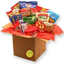 Deluxe Healthy Snack Care Package