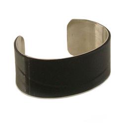 Vinyl Record Cuff Bracelet