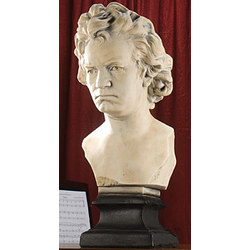 Large Beethoven Bust