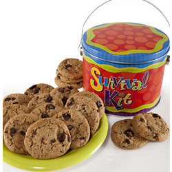 Survival Chocolate Chip Cookies