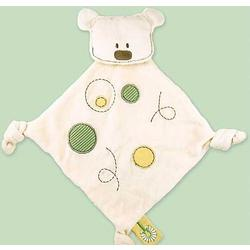 Organic Teddy Teething Blankie