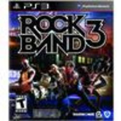 Rock Band 3 PS3 Video Game