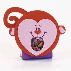 Animal Valentine Treat Holder Craft Kit