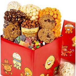 Popcorn Pals Snack in the Box Sampler