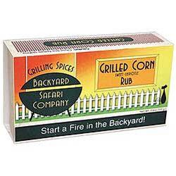 Chipotle Grilled Corn Rub