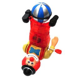 Charley the Clown Spinning Toy