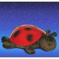 Twilight Ladybug Plush Nightlight