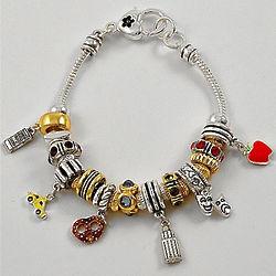 New York, New York! Charm Bracelet