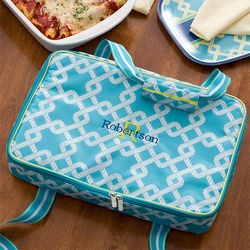 Personalized Casserole Dish Carrier