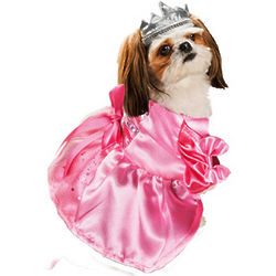 Halloween Princess Dog Costume