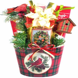From Our Nest to Yours Merry Christmas Gift Basket