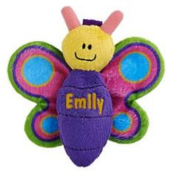 Butterfly Personalized Bobo Buddy