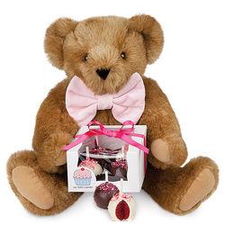 """15"""" Teddy Bear Bearing Cake Pops"""