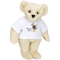 Hunting Dog T-Shirt Teddy Bear