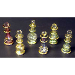 Group of 6 Assorted Perfume Bottles