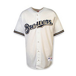 Milwaukee Brewers MLB Toddler Replica Jersey