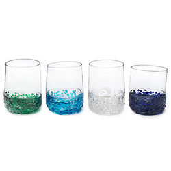 On the Rocks Lowball Glasses