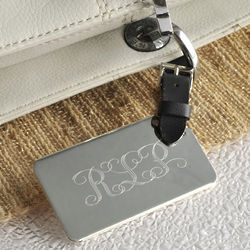 Personalized VIP. Luggage Tag for Her