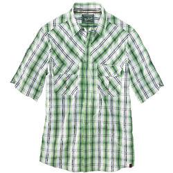 Men's Tectonic Plaid Shirt