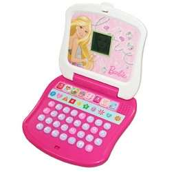 Barbie Junior Kids Laptop