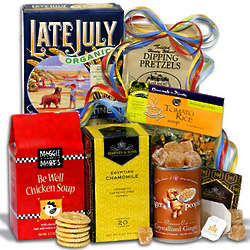 Soups and Snacks Gift Package