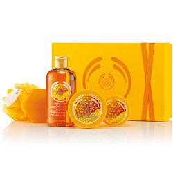 Small Honeymania Bath and Body Gift Box