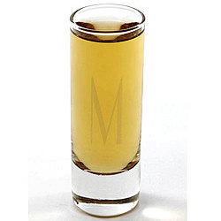 Personalized Island Inspired Shot Glass