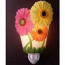 Gerbera Daisy Night Light