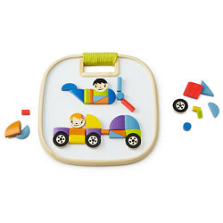 Magnetic Vehicles Toy