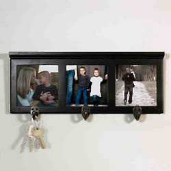 Picture Perfect Photo Coat Rack