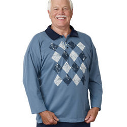 Open Back Adaptive Polo Jersey