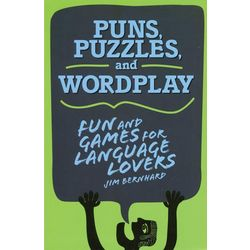 Puns, Puzzles and Wordplay Book for Language Lovers