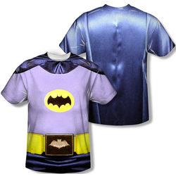 Batman Classic TV Costume Sublimation Tee