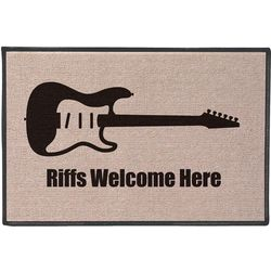 Guitar Musical Instrument Doormat