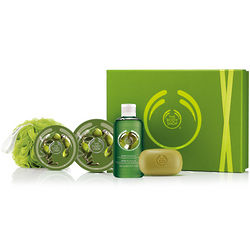 Medium Olive Bath and Body Gift Box