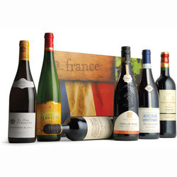 Grand Tour de France Wine Gift Set
