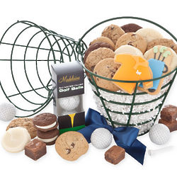 Fore Golf Gift Basket