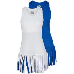 Women's Heritage Racerback Carwash Tennis Dress