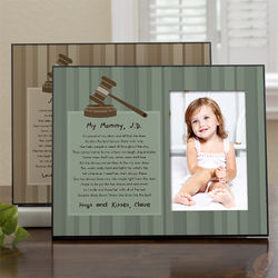 My Mommy Legal Professional Personalized Photo Frame