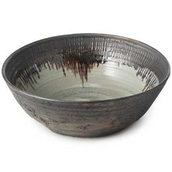 Morning Glory Ceramic Bowl