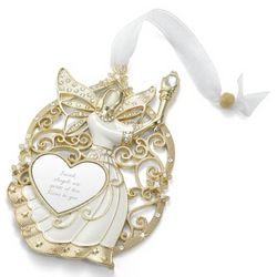 2013 Make A Wish Angel Christmas Ornament
