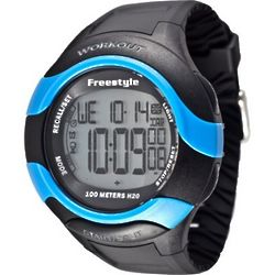 Workout Blue Endurance Watch