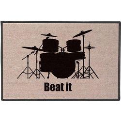 Drum Musical Instrument Doormat