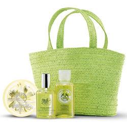 Moringa Shower Gel, Body Butter and Spray Gift Basket