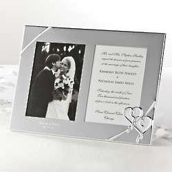 Lenox True Love Invitation Frame