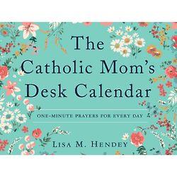 The Catholic Mom's Desk Calendar