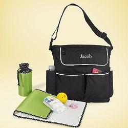 Personalized Diaper Bag Kit