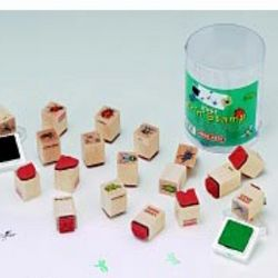 Bugs Stamps Kit