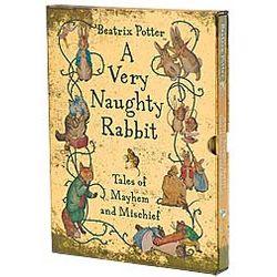 A Very Naughty Rabbit