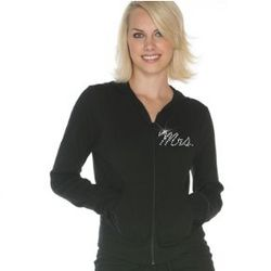Mrs. Married Hoody for the Bride